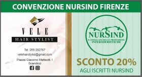 VELE HAIR STYLIST - NurSind Firenze